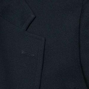 Navy Blue BROOK BROTHERS Brooksease Blazer Jacket